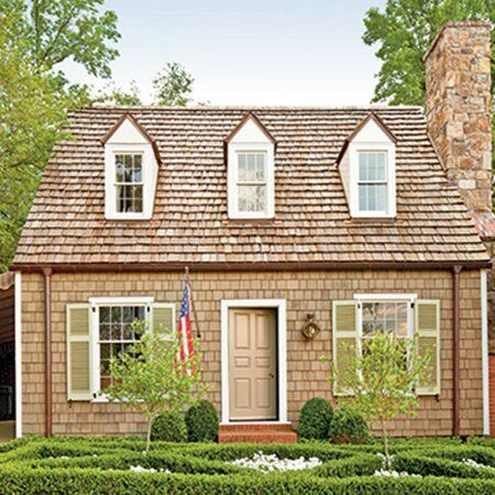 Ready To Downsize These House Plans Under 1 800 Square Feet Are Perfect For Empty Nesters House Exterior Dream House Exterior Southern House Plans
