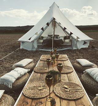 Bumble Bell Bell Tent Hire Sussex Bell Tent Hire Weddings