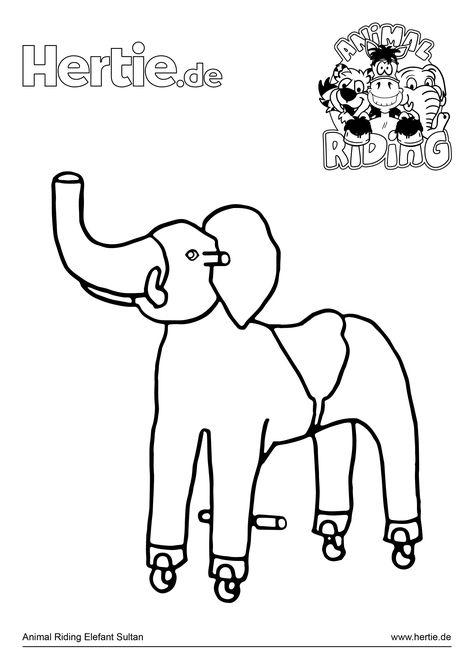 Elefant Zum Ausdrucken Free Elephant Zentangle Download