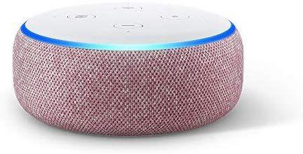Amazon Com Echo Dot 3rd Gen Smart Speaker With Alexa Charcoal Amazon Devices In 2020 Echo Dot Smart Speaker Amazon Echo