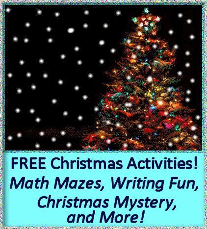 Free Christmas Activities In 2020 Christmas Activities Activities Free Teaching Resources