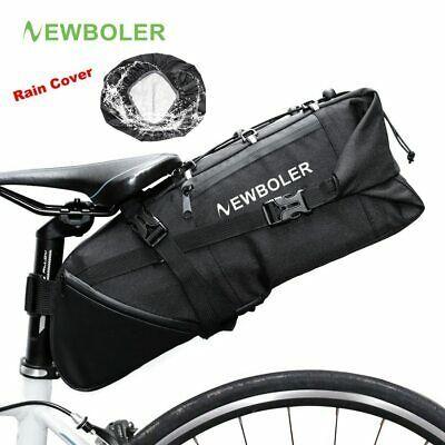 Sponsored Ebay Newboler Bike Bag Bicycle Saddle Bag Pannier Cycle