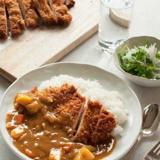 Katsu Curry Japanese Curry With Chicken Cutlet Recipetin Japan Recipe Chicken Cutlets Japanese Curry Curry