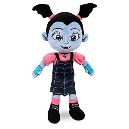 Vampirina Birthday Party Ideas And Themed Supplies Plush Dolls Plush Toy Dolls Disney Plush