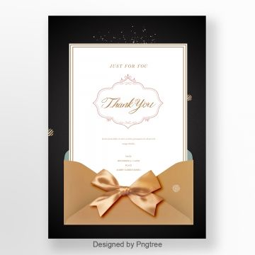 Business Invitation Letter Of The Annual Meeting Of The Black And Gold Luxury Envelope Responding Conference Business Invitation Wedding Invitation Posters Invitations