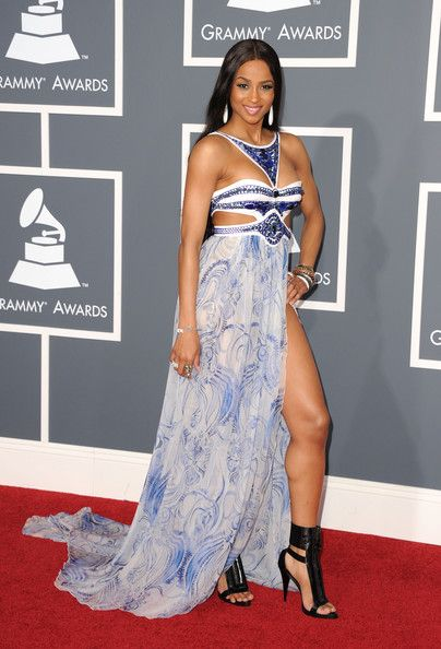The Only Grammy Dresses You Need to Remember   Ciara, 2011 Grammy Awards