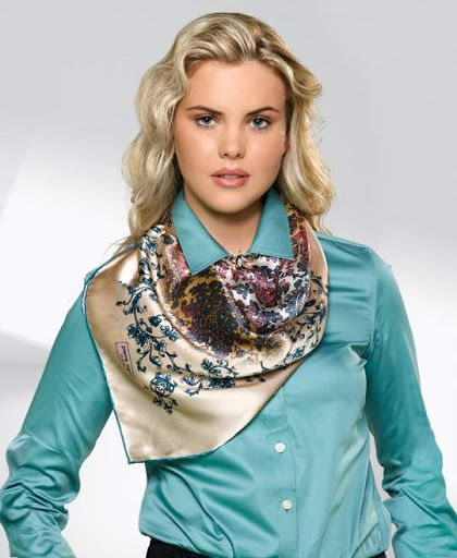 Pin On Silk Scarves