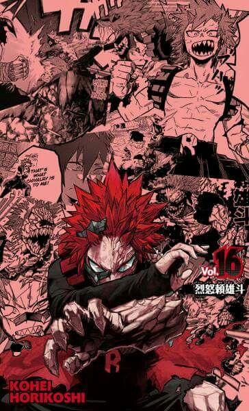 Kirishima Eijiro Hero Wallpaper Anime Hero