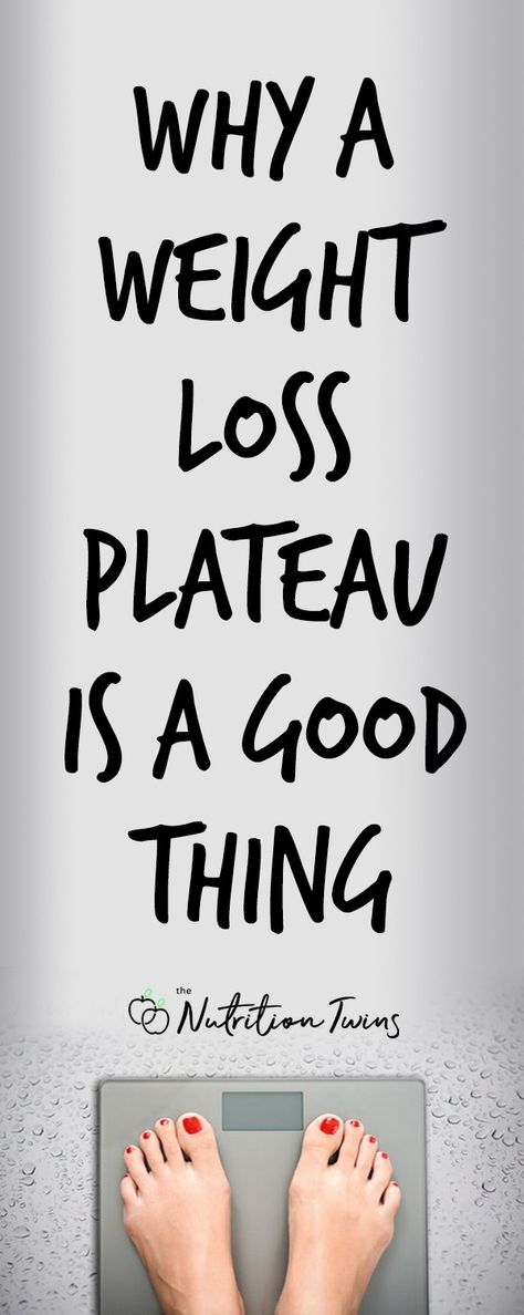 Why a Weight Loss Plateau is a Good Thing | How to Lose Weight, Get a Flat Belly, Burn Belly Fat and Easy Ways to Get Healthy | For MORE RECIPES, fitness  nutrition tips please SIGN UP for our FREE NEWSLETTER www.NutritionTwins.com