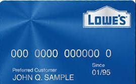Lowe S Credit Card Login Lowe S Credit Card Apply Cardnets Rewards Credit Cards Bad Credit Credit Cards American Express Credit Card