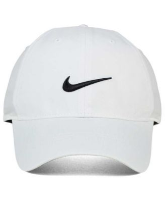 978bcdbad09 Nike Golf Legacy 91 Tech Cap - White Adjustable