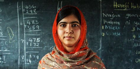 On Monday, July 14, join Malala Yousafzai and other people ...