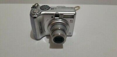 Canon Powershot A550 7 1 Mp Digital Camera W 4x Zoom Digital Camera Powershot Camera