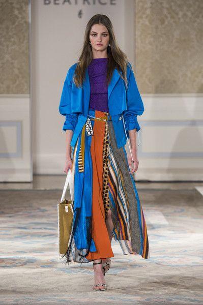 Beatrice B at Milan Fashion Week Spring 2019 | Fashion