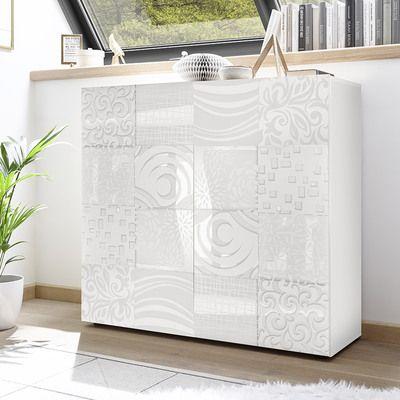 buffet haut design meuble argentier