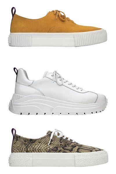 meilleure sélection d95eb 0902e Chaussure H&M x Eytys collection de vêtements unisexe | Look ...