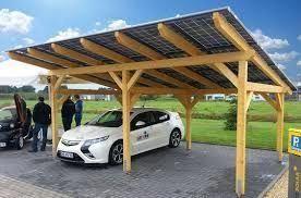 Image Result For Designing A Solar Panel Carport Solarpanels Solarenergy Solarpower Solargenerator Solarpanelkits So In 2020 Solar Roof Residential Solar Solar Panels
