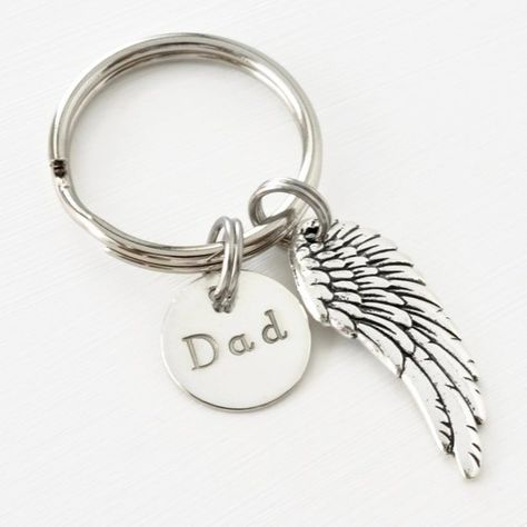 PINK FLOYD DARK SIDE PERSONALISED ENGRAVED KEYRING FATHERS DAY BIRTHDAY GIFT