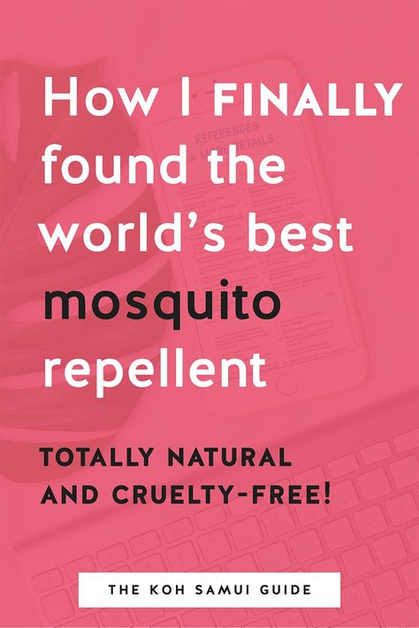 Incognito Mosquito Repellent The Best Natural Repellent In 2020 Best Mosquito Repellent Natural Insect Repellant Mosquito Repellent