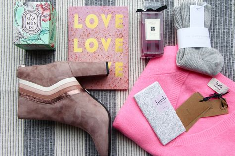 Mr AMR would rather repeatedly stick a screwdriver into his eye sockets than do anything for Valentine's, but I, for one, think that it's the perfect excuse to receive a little treat. Something beautifully scented, something flirty and pink, or pale and expensive and understated. Here are my own picks for Valentine's Day presents –… View Post The post My Valentine's Luxury Lust List… appeared first on A Model Recommends. :: Beauty