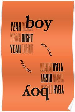 Yeah Right Vince Staples Lyric Poster Poster By Sndart Quote Posters Typographic Poster Typography Poster