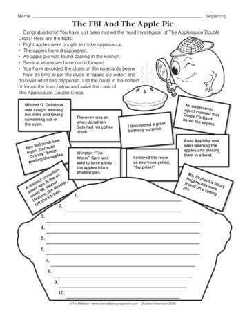 Pin By Angeles On Education Sequencing Worksheets Sequence Worksheets Brain Based Learning 4th grade story sequencing worksheets