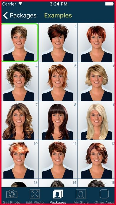 Weibliche Frisur App | Trendy Frisuren ideen 29 | Frisuren ...