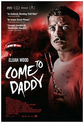 daddy movie poster 24x36 inch wall art