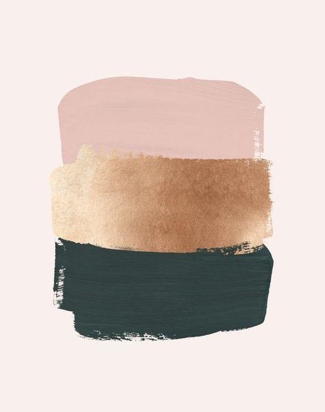 Colour Pallete, Color Combos, Gold Color Scheme, Green Color Schemes, Gold Colour, Rose Gold Color Palette, Gold Color Palettes, Green Paint Colors, Gold Palette