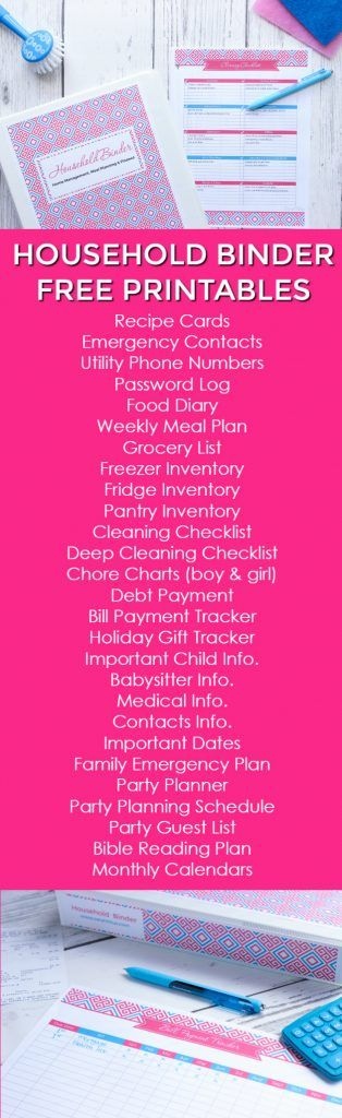 20 Household Tips to Make Life Easier ShareIt Pinterest - party guest list