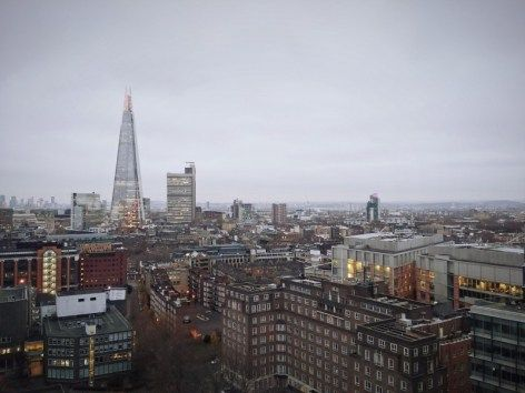 View Of London From The Roof Of The Tate Modern Places To Go London Europe Travel