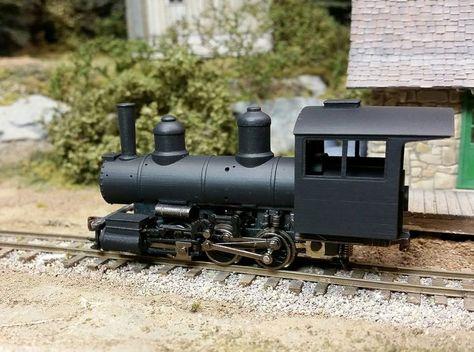 Hon30 0 6 0 2 6 2 Conversion Kit By Marsh Creek On Shapeways Model Trains Ho Trains Shapeways