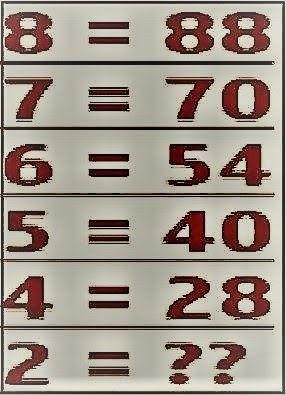 Logical Math Puzzle Maths Puzzles Math Puzzles Brain Teasers Logic Puzzles Brain Teasers