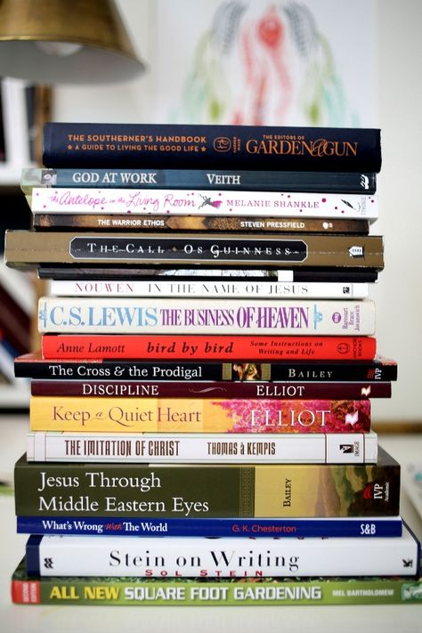 Winter Reading and other randoms