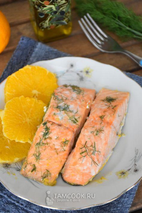 Слоеный салат с авокадо и лососем « Рецепты салатов | 710x474