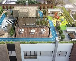 Resultado De Imagen Para Terrazas De Edificios Modernos