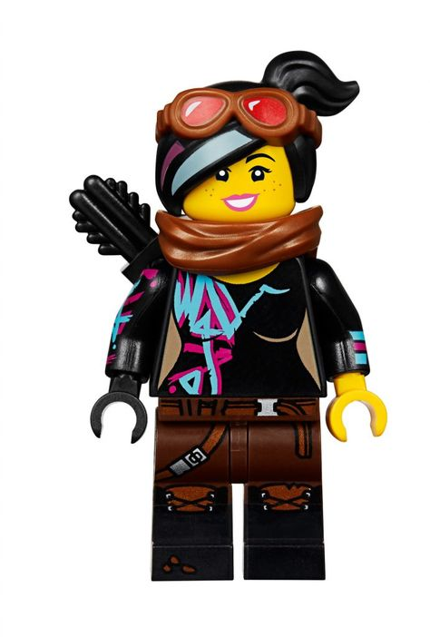 New LEGO Batman Movie Harley Quinn Minifigure 70906 Joker's Lowrider sh306