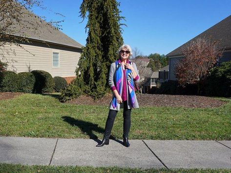 SusanAfter60.com – I blogged for five years as Fifty, not Frumpy. Now that I am sixty, I am honoring this new decade with a great new website Susan After 60 .com #workfashionforwomenover50pants