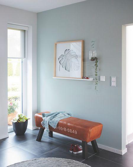 Alpina Feine Farben Sanfter Morgentau In 2020 Wohnzimmerfarbe