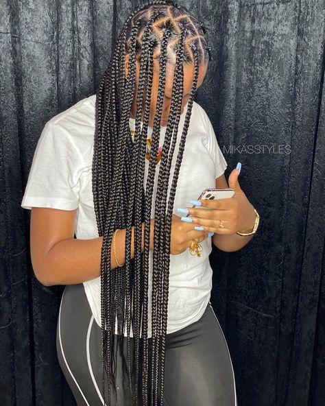 Braided Hairstyles For Black Women Cornrows, African Braids Hairstyles, Dreadlock Hairstyles, Braids For Black Hair, Weave Hairstyles, Wedding Hairstyles, Braids Wig, Long Braids, Curly Hair Styles