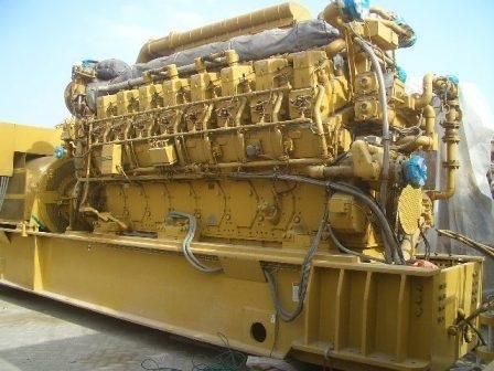 Cat 3616 Gas Engine Natural Gas Generator Gas Generator Gas Supply