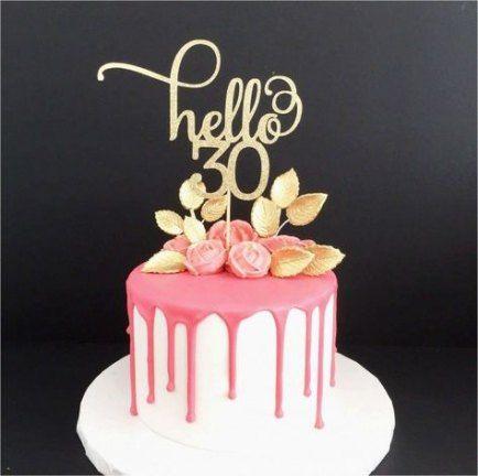 Birthday Cupcakes Ideas 30th 46 Ideas Cupcakes Birthday 30th