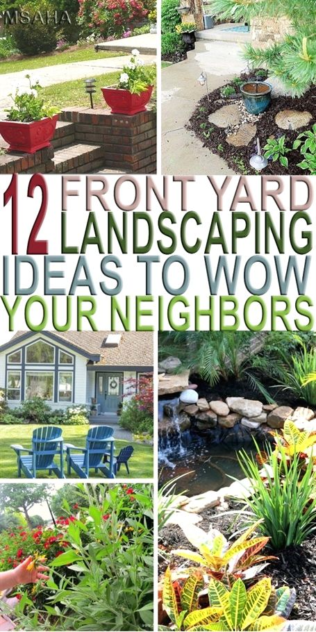 How To Landscape Front Yard Step By Step Curb Appeal Burms In Landscaping Homes Front Yard Landscaping Curb Appeal Landscape Front Yard Landscaping Design