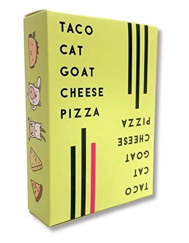 Taco Cat Goat Cheese Pizza In 2020 Goat Cheese Pizza Taco Cat