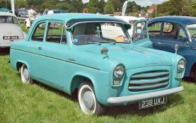 1954 1959 Ford Anglia 100e Classic British Ford Cars New