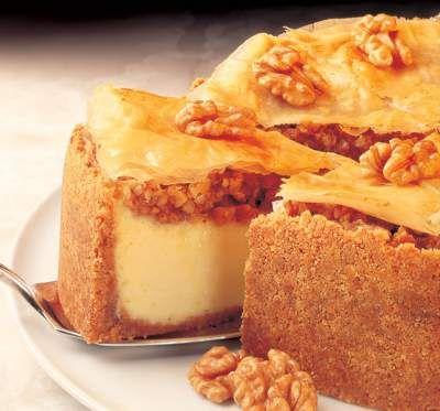 Jack's Birthday......Baklava Cheesecake recipe