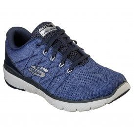 Skechers Flex Advantage 3.0 Stally Men's Navy Trainer