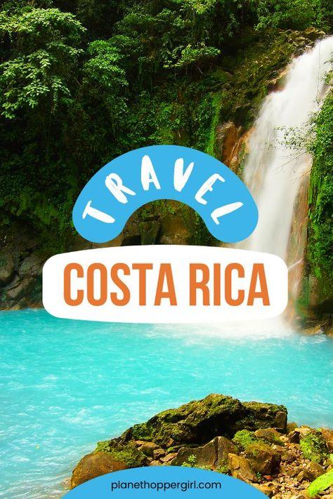 Travel Destination Guides for Costa Rica