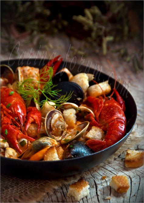 Ttoro Basque Peppery Stew Avec Images Recettes De Cuisine