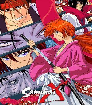 انمي Rurouni Kenshin الحلقة 7 Samurai Anime Rurouni Kenshin Kenshin Anime